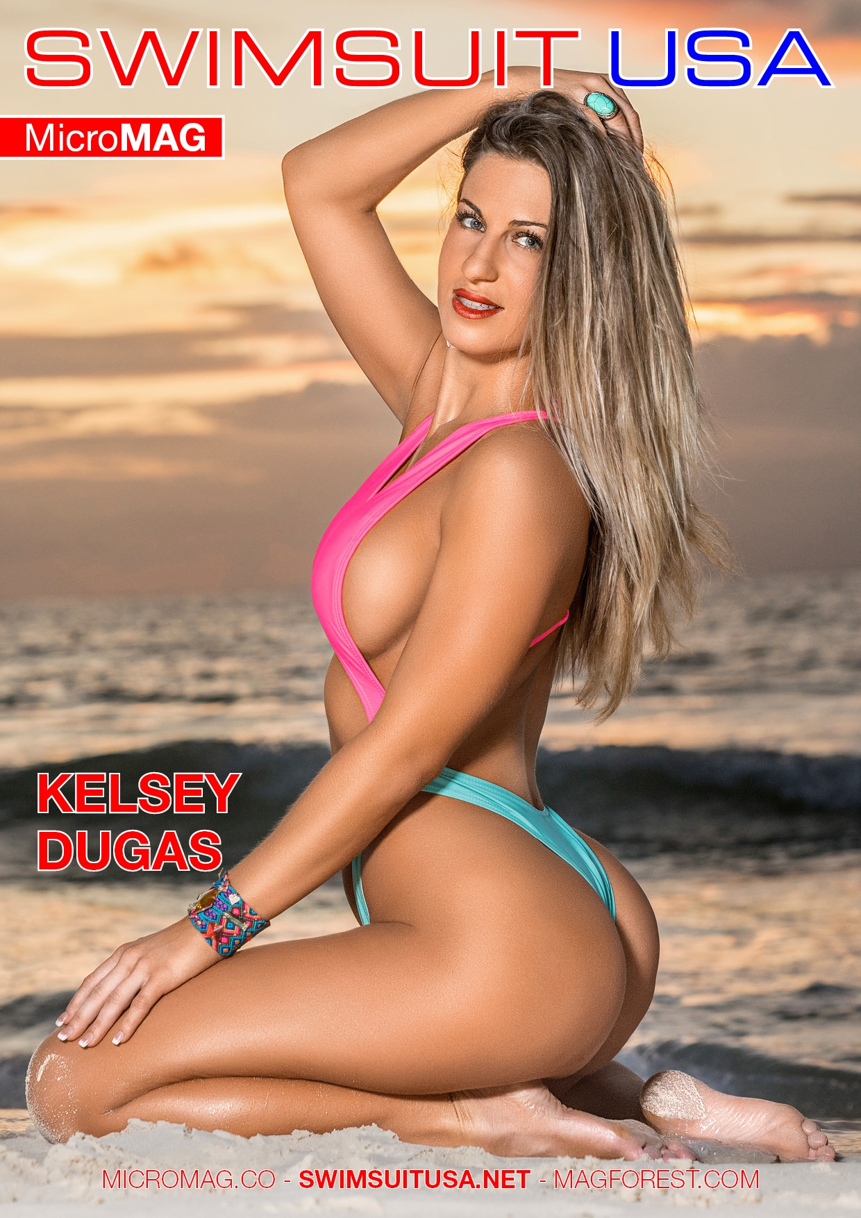 Finest Magazine - October 2019 - Kelsea 4