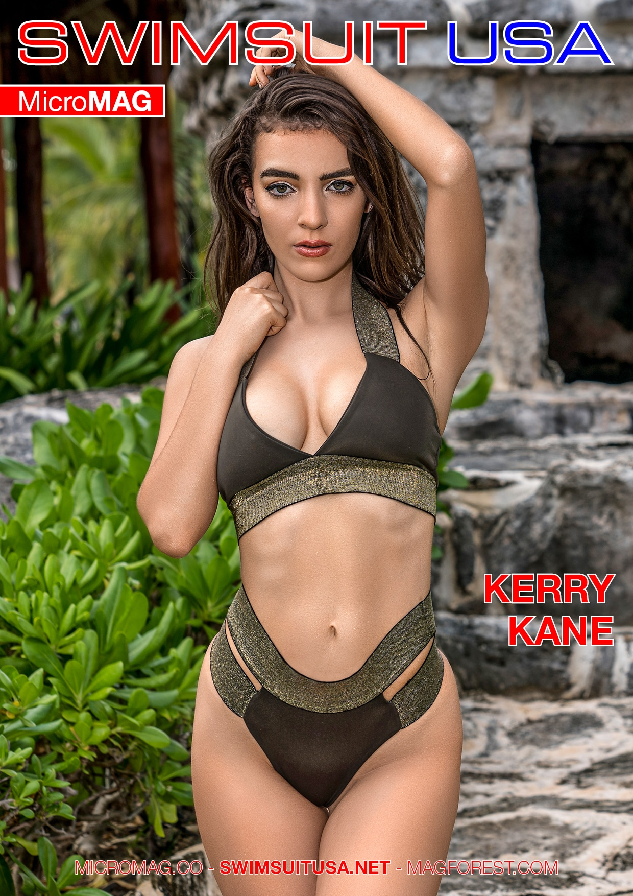 Finest Magazine - October 2019 - Kelsea 3