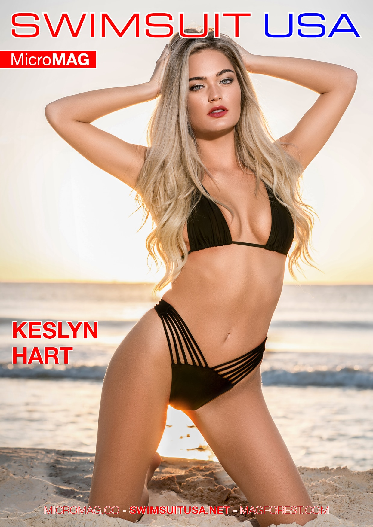 Finest Magazine - October 2019 - Kelsea 2
