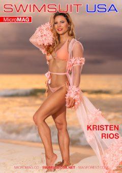 Swimsuit USA MicroMAG - Kourtney Nealy 6