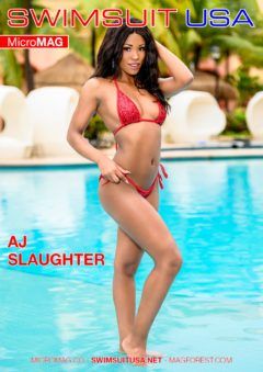Swimsuit USA MicroMAG - Addie Clark - Issue 2 6