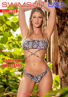 Swimsuit USA MicroMAG - Ambree Dinges - Issue 2 5