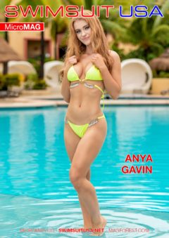 Swimsuit USA MicroMAG - Ashley Campos - Issue 2 5