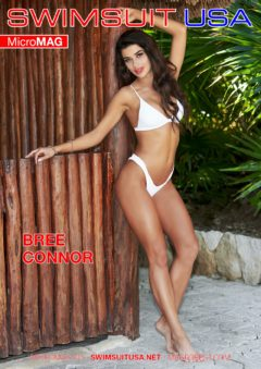 Swimsuit USA MicroMAG - Chanel Bedros - Issue 2 5