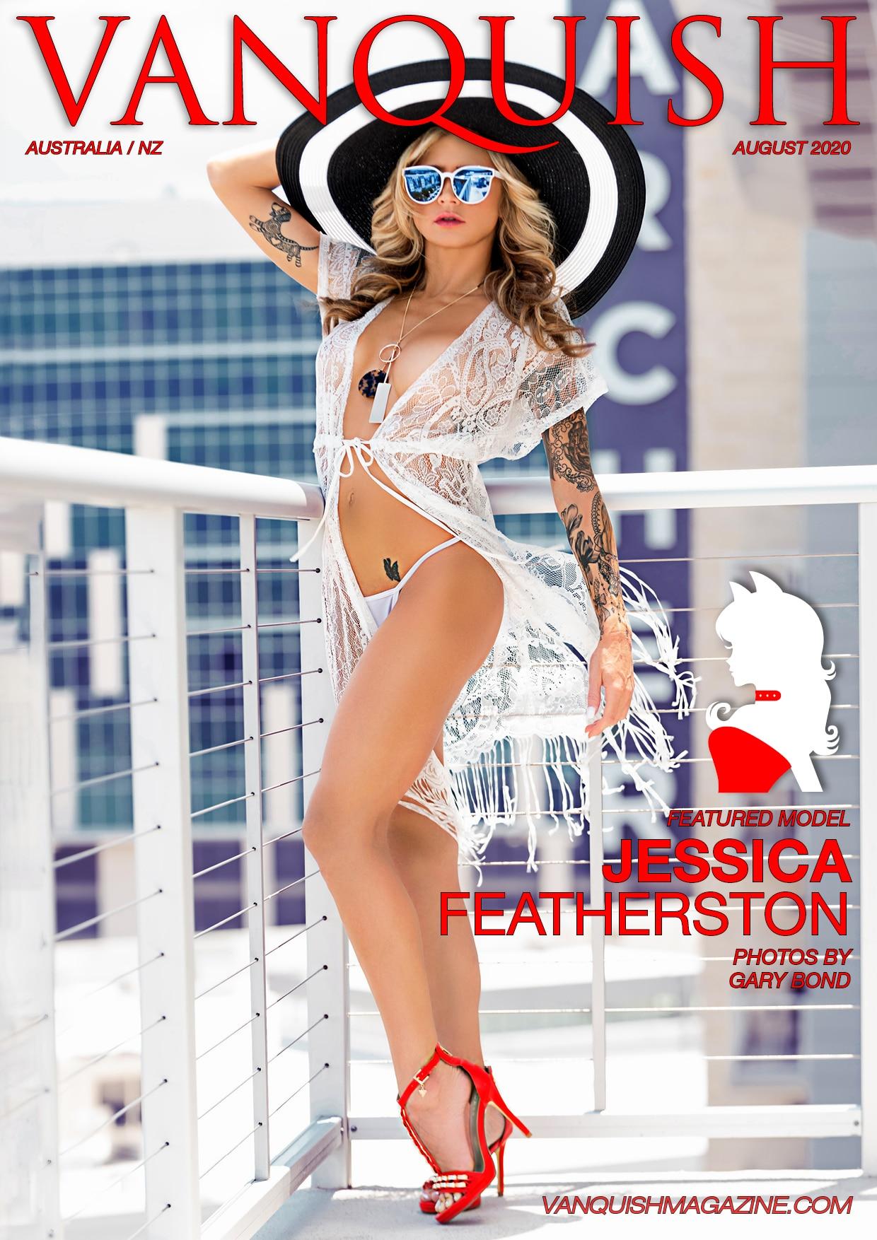 Vanquish Magazine - August 2020 - Svenja 3