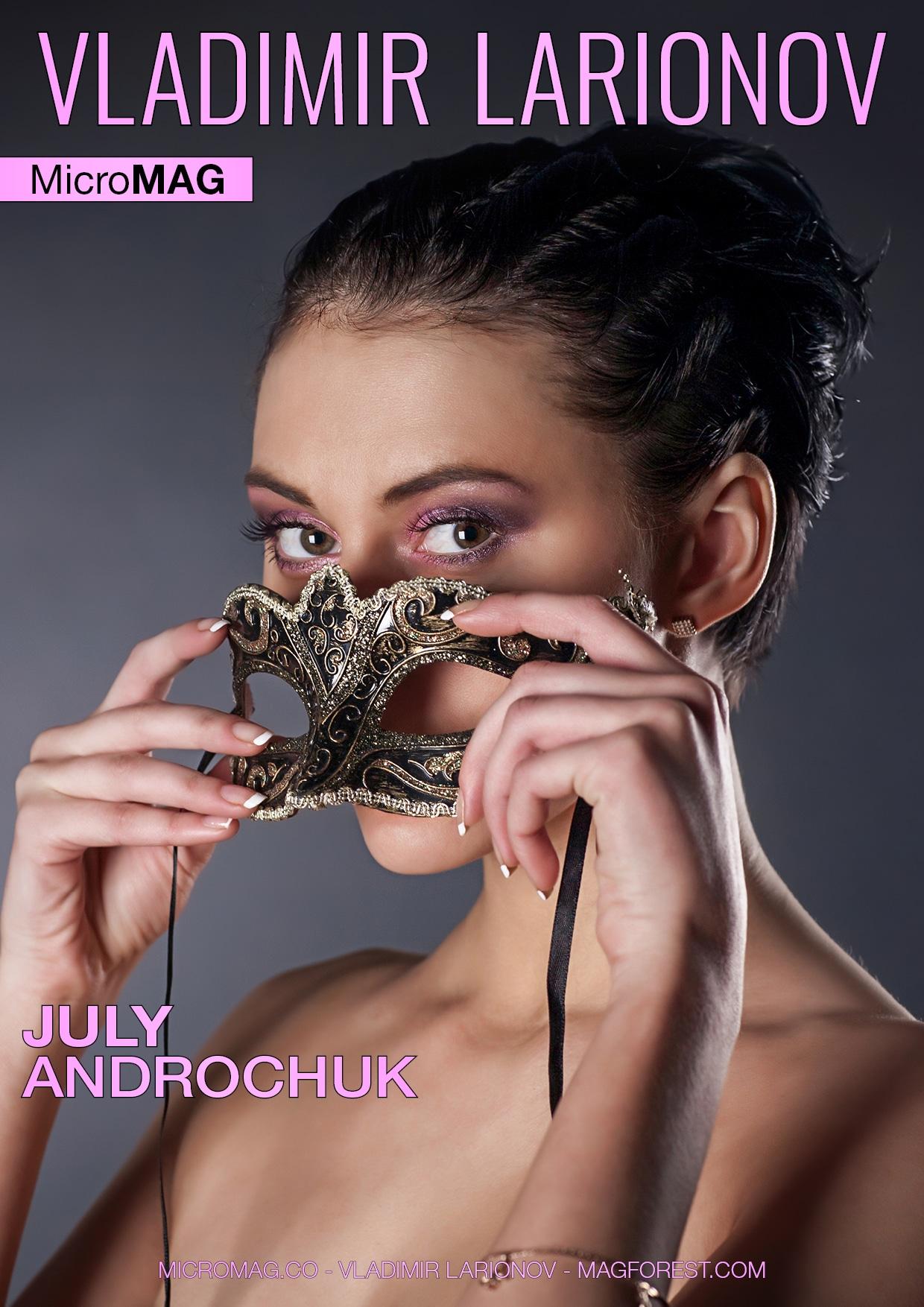 Vladimir Larionov MicroMAG - July Androchuk - Issue 1 4