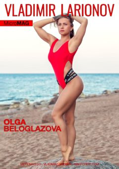 Vladimir Larionov MicroMAG - Natalia Markelova - Issue 8 6