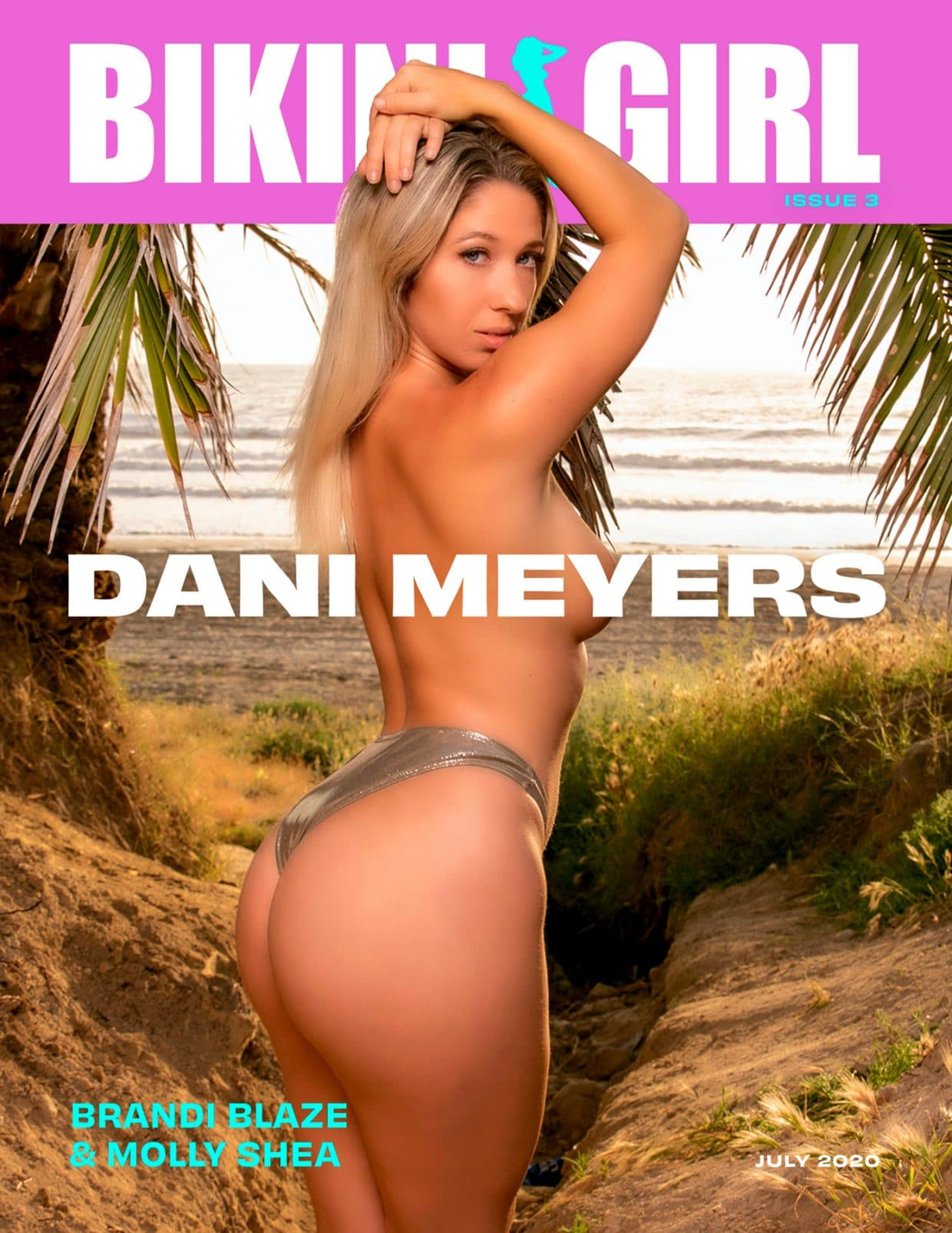 Bikini Girl - October 2020 - Cahri Taro 2