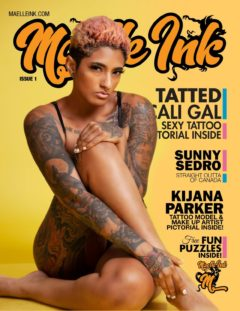 Maelle Ink Magazine – Issue 1 – Colore 4