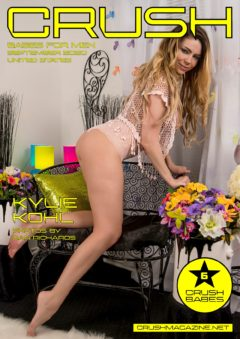 Crush Magazine - September 2020 - Angela Shukurova 5