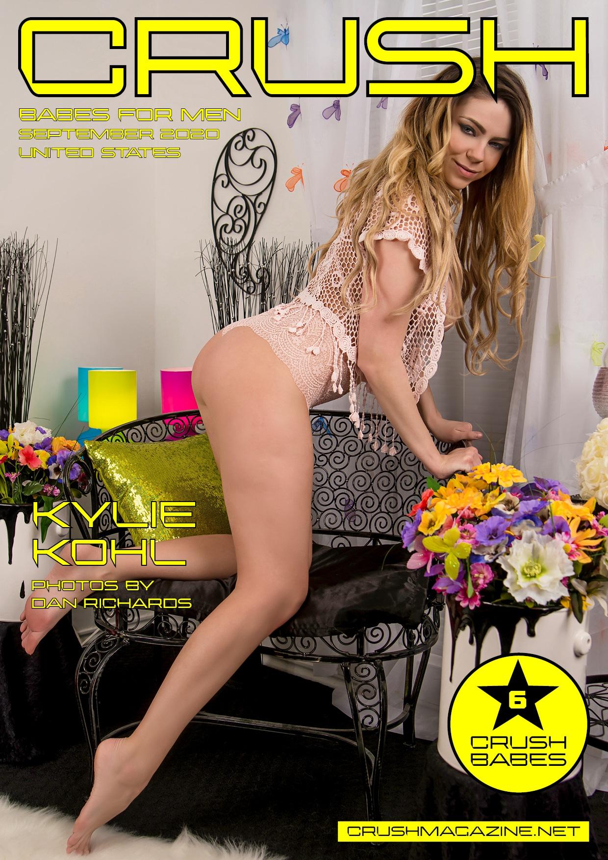 Crush Magazine - September 2020 - Angela Shukurova 2
