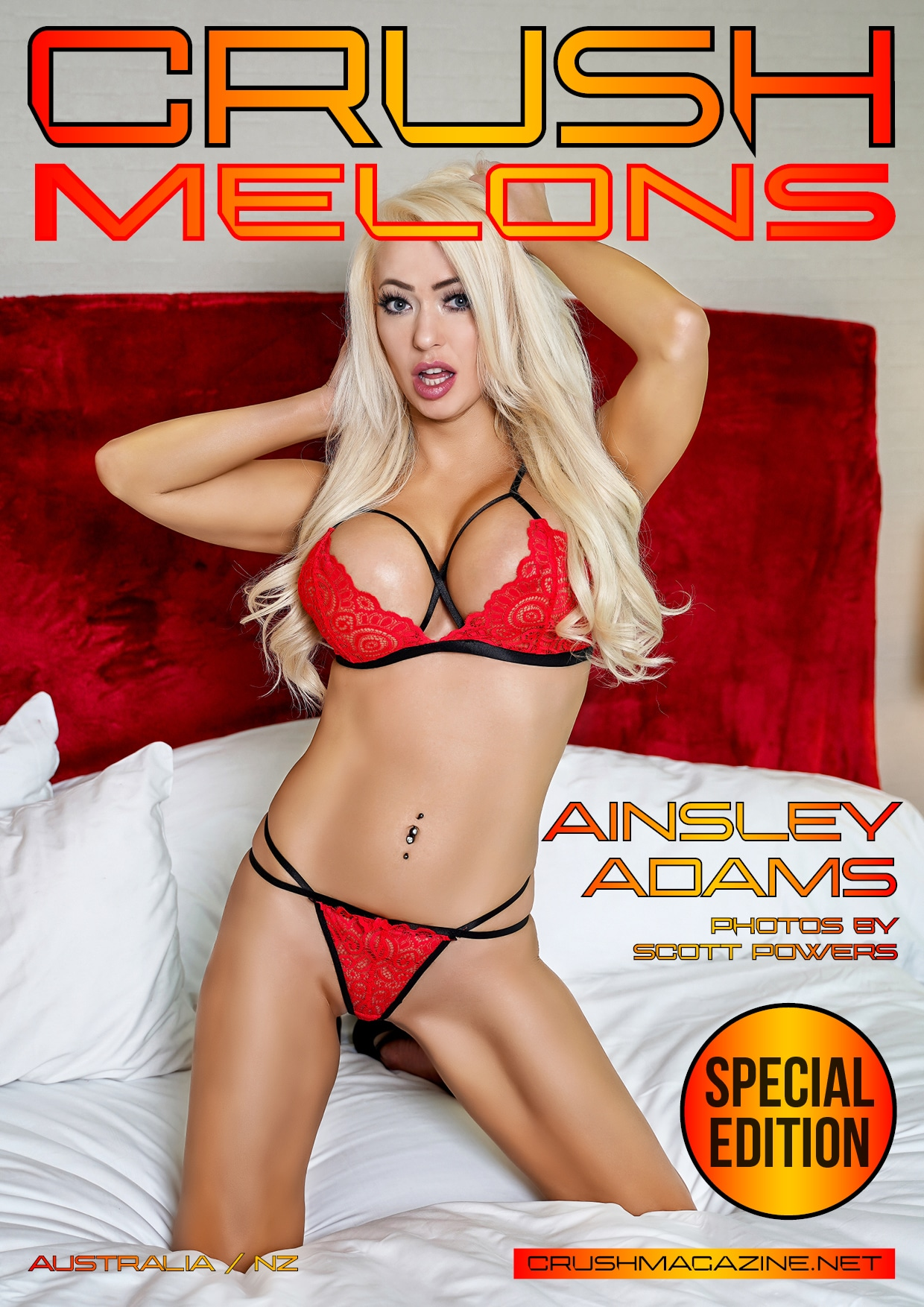 Crush Melons - September 2020 - Ainsley Adams 1
