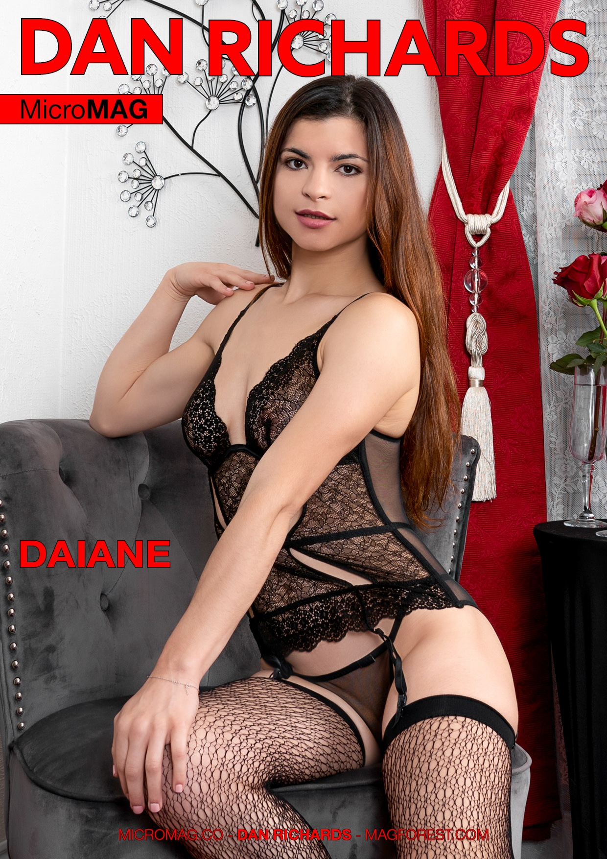 Dan Richards MicroMAG - Daiane - Issue 2 2