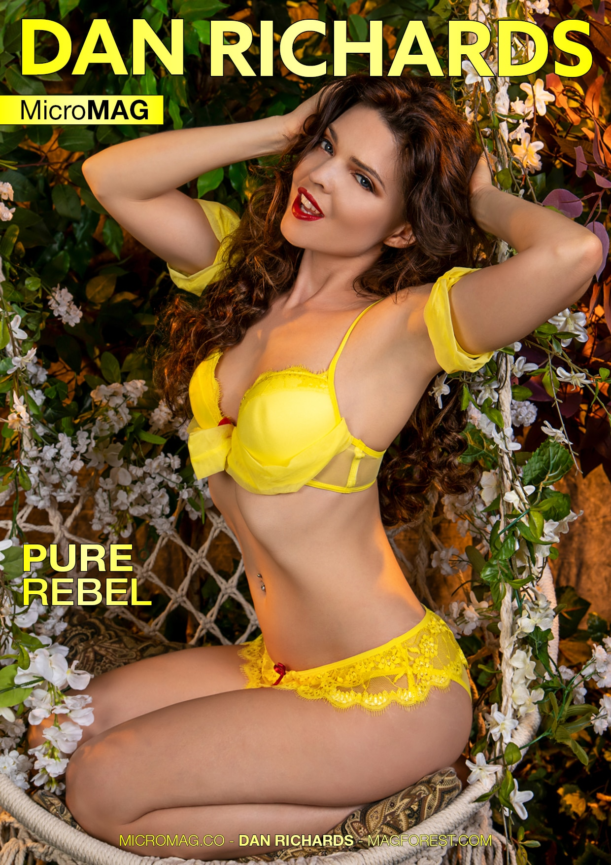 Dan Richards MicroMAG - Pure Rebel - Issue 3 3