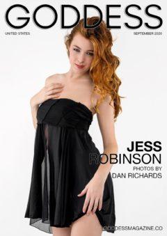 Goddess Magazine - September 2020 - Kristina Gurova 5