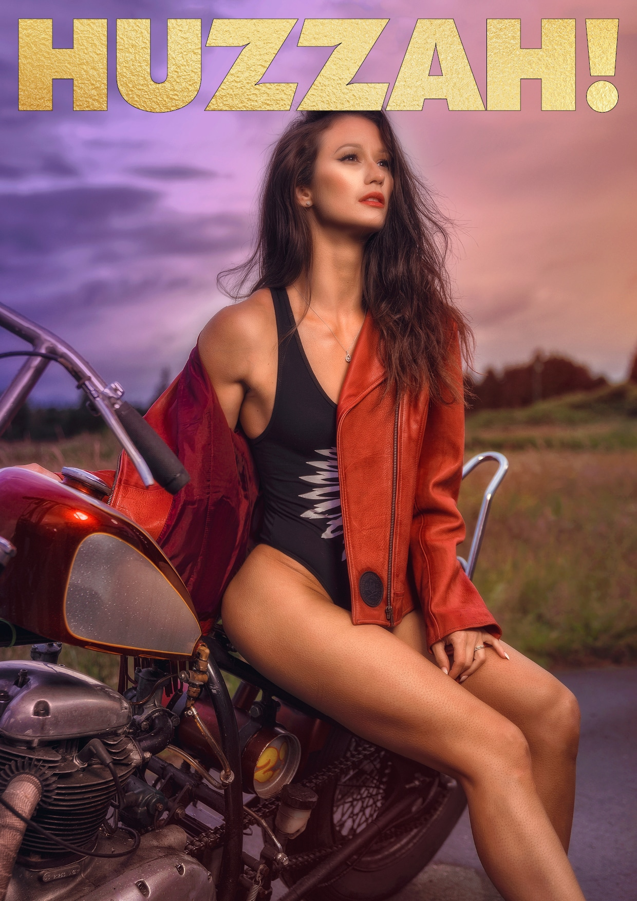 HUZZAH! Magazine - September 2020 - Hannah Jo 2