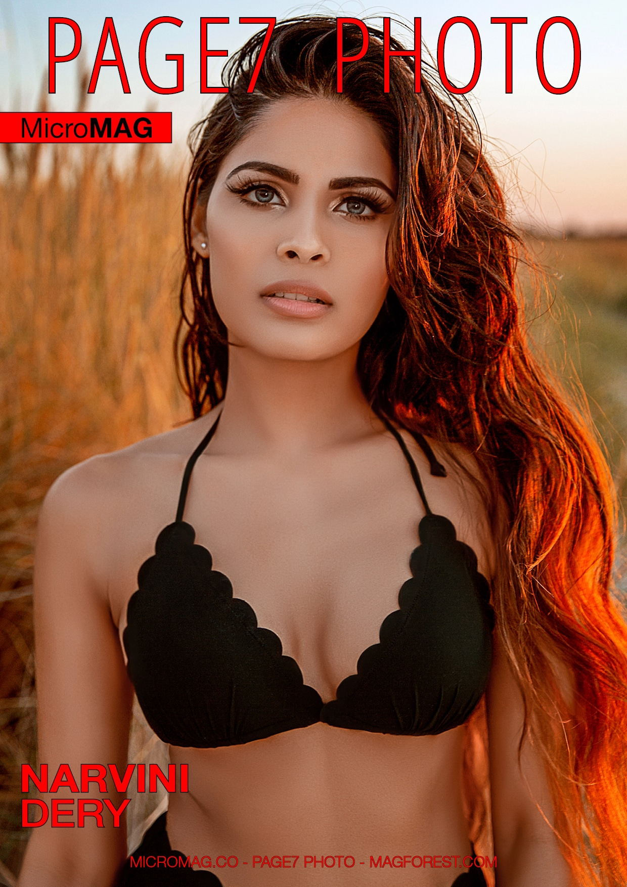 Swimsuit USA MicroMAG - Tara Morales - Issue 2 9