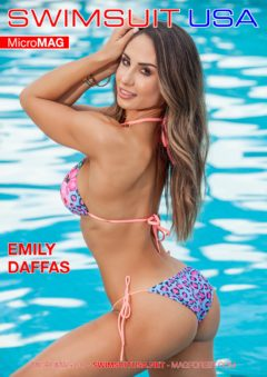 Swimsuit USA MicroMAG - Demi Brady - Issue 5 6