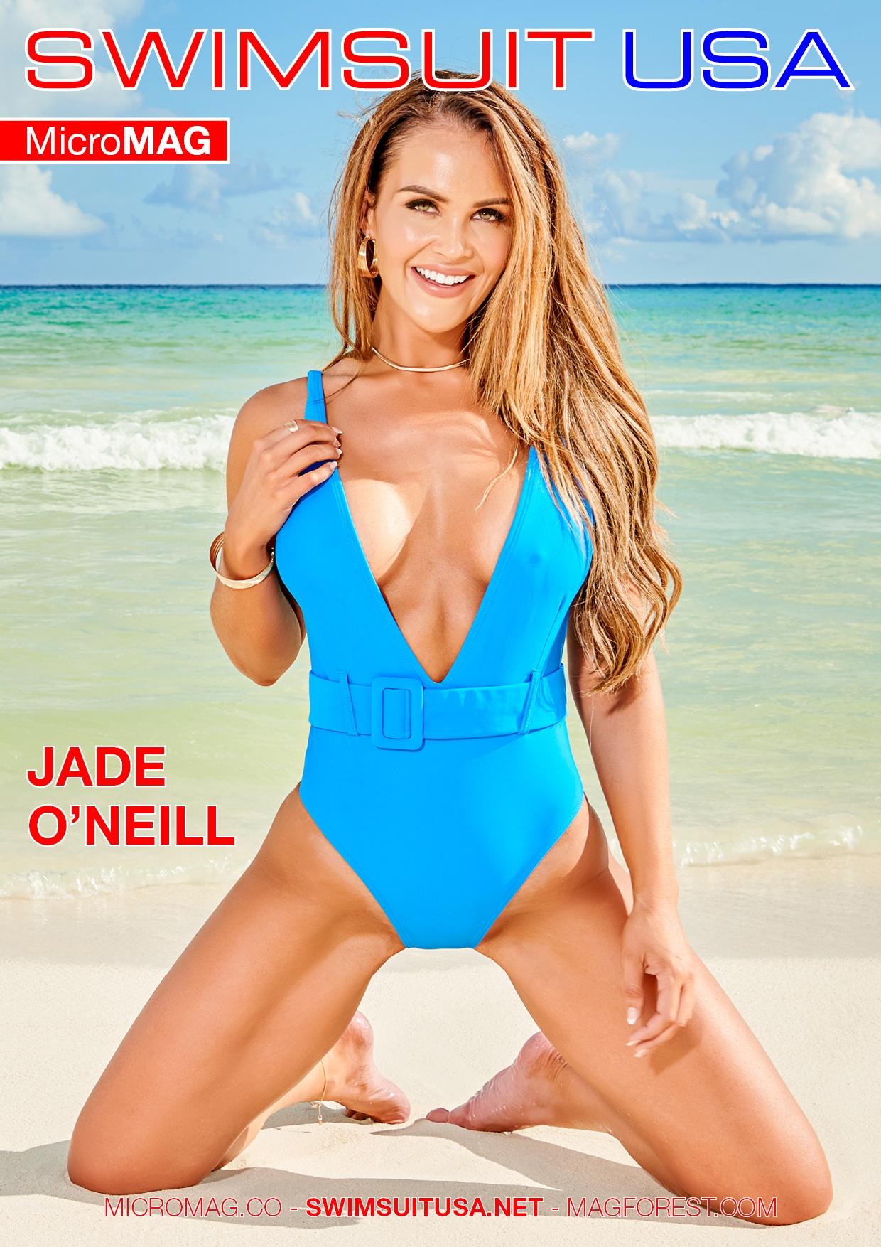 Swimsuit USA MicroMAG - Jade O'Neill 2