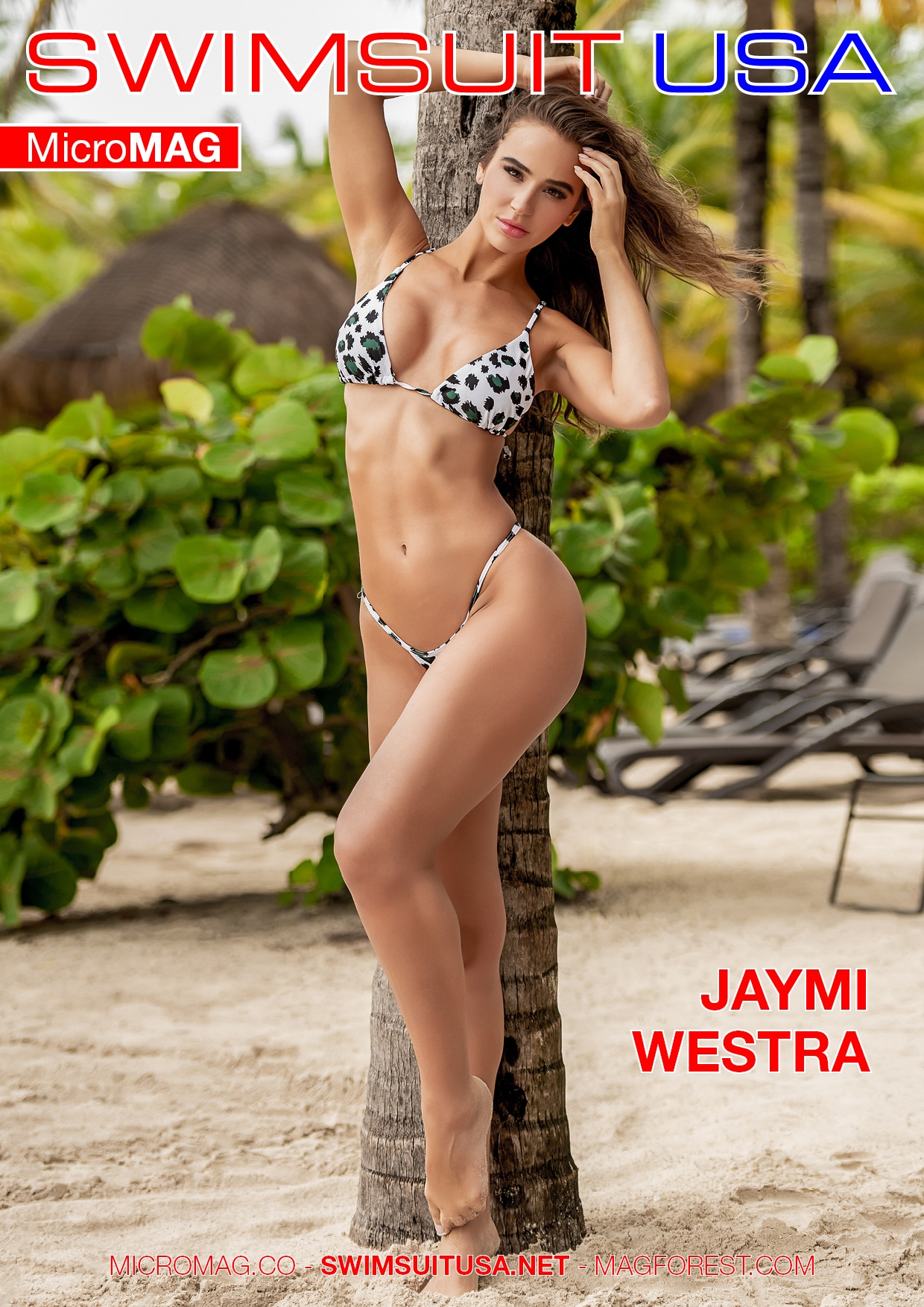 Swimsuit USA MicroMAG - Jaymi Westra - Issue 2 1