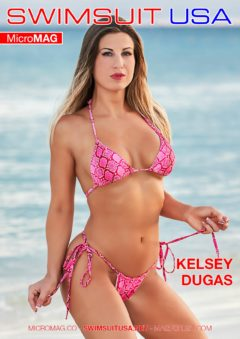 Swimsuit USA MicroMAG - Keslyn Hart - Issue 2 5
