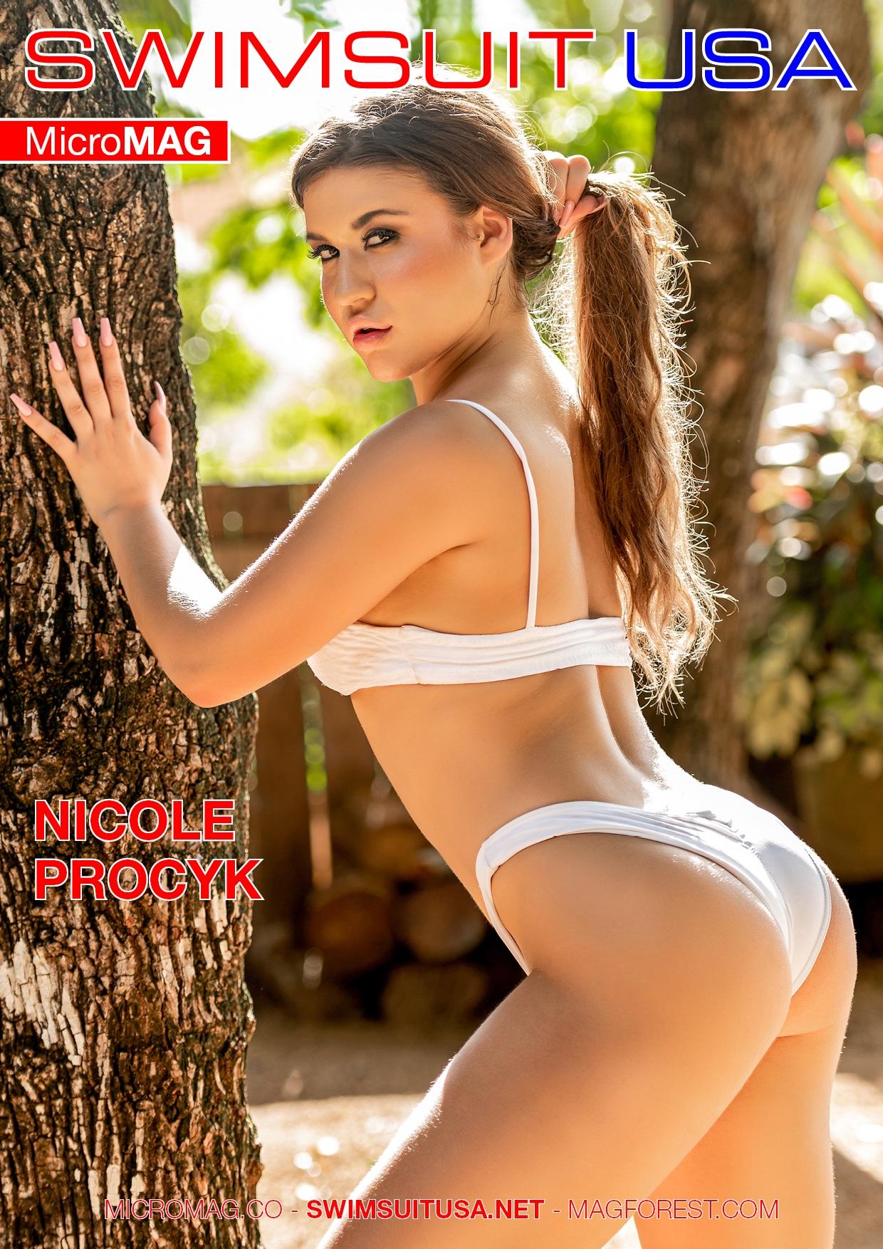Swimsuit USA MicroMAG - Nicole Procyk 2