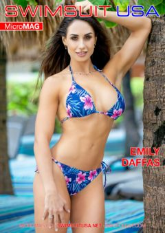 Swimsuit USA MicroMAG - Jacqueline Rideout - Issue 5 5