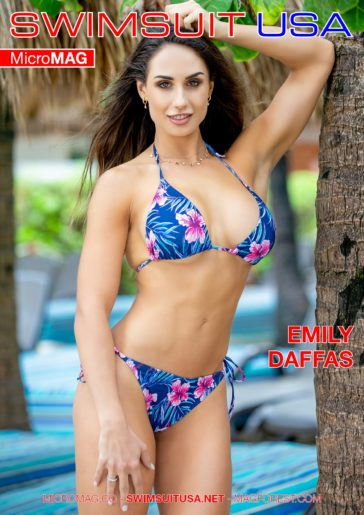 Swimsuit USA MicroMAG - Jacqueline Rideout - Issue 5 2