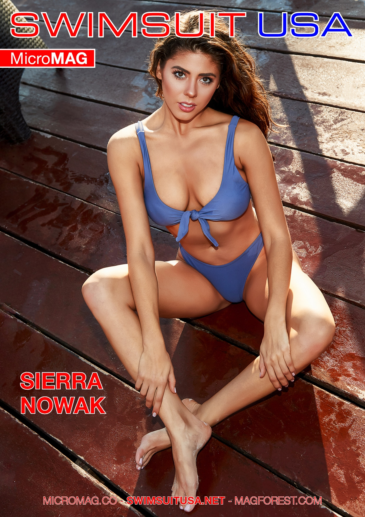 Swimsuit USA MicroMAG - Charlotte Cushing 8