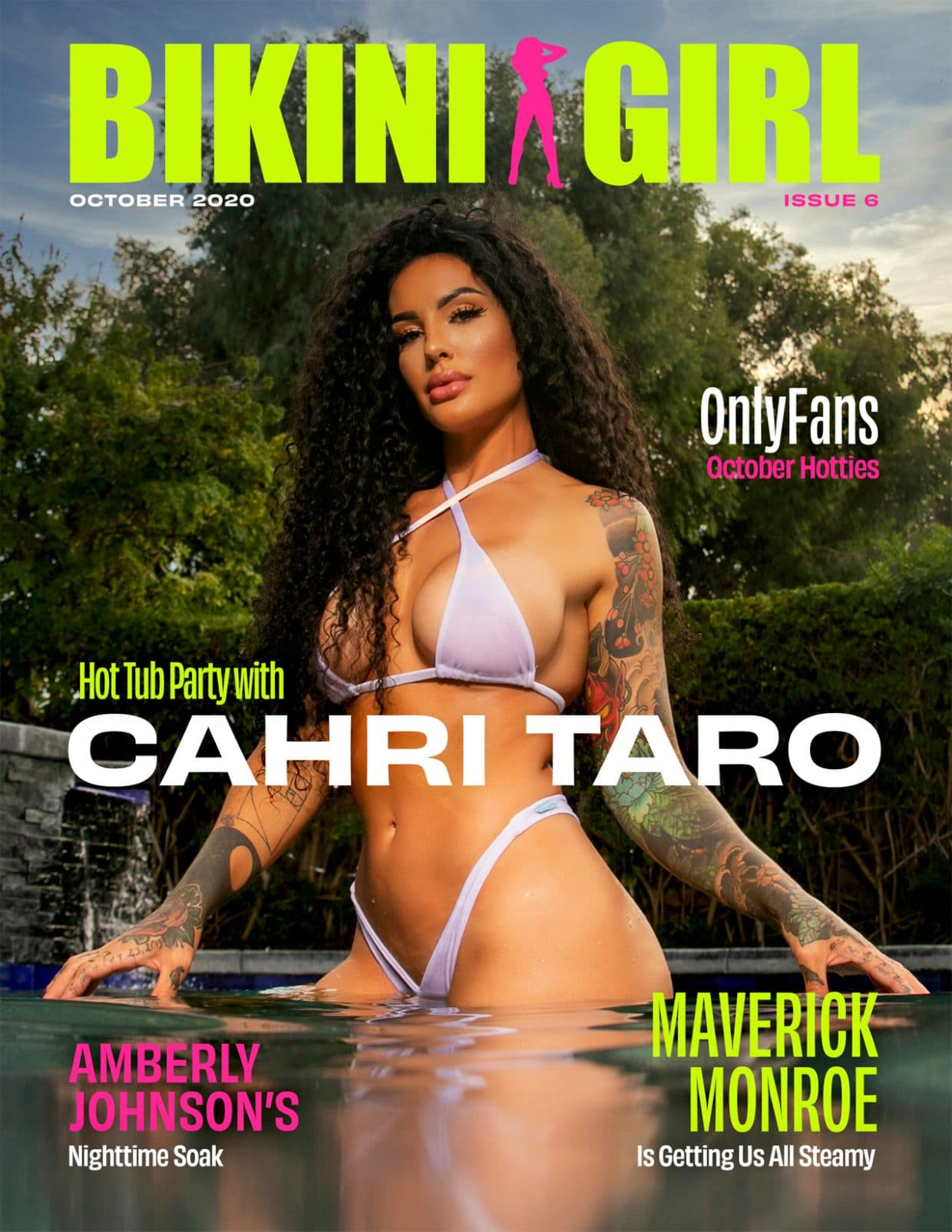 Bikini Girl - October 2020 - Cahri Taro 1