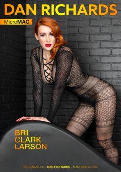 Dan Richards MicroMAG - Bri Clark Larson - Issue 5 5