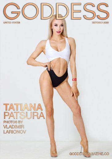 Goddess Magazine - October 2020 - Tatiana Patsura 1