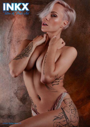 INKX Magazine - October 2020 - Sylvia Gold 3