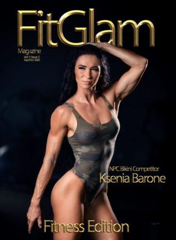 Finest Magazine – October 2020 – Olga Beloglazova 4