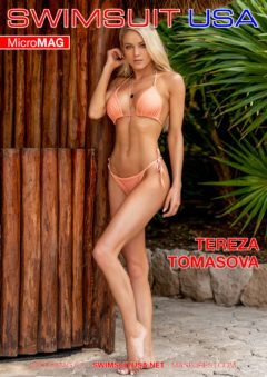 Swimsuit USA MicroMAG - Thavyna Fox - Issue 3 5