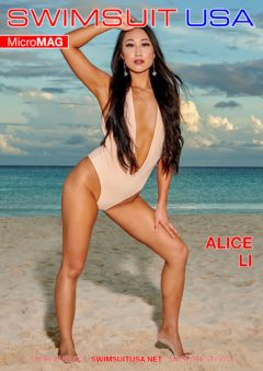 Swimsuit USA MicroMAG - Alliyah Becerra - Issue 6 5