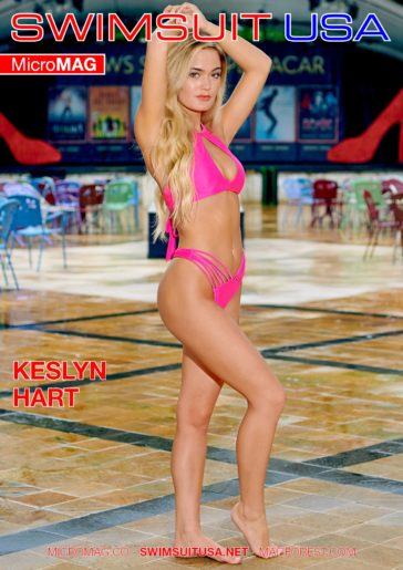 Swimsuit USA MicroMAG - Kianna Stephens - Issue 7 2