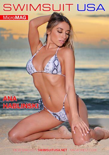 Swimsuit USA MicroMAG - Antonia Salt - Issue 4 3